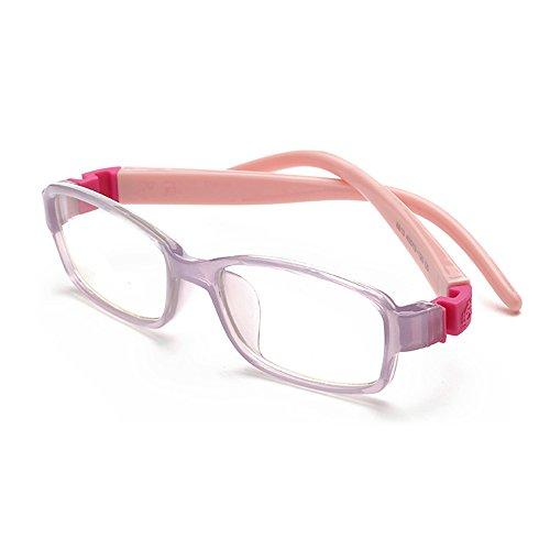 Fantia Children Flat Light eyeglass Kids Optical Glasses For Boys and Girls (8#)