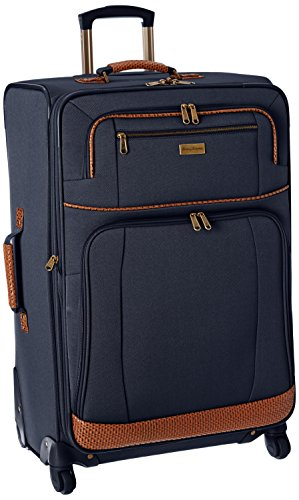Tommy Bahama Lightweight Spinner Luggage - Expandable Travel Suitcases with Wheels (Tall Bahama And Big Tommy Clearance)