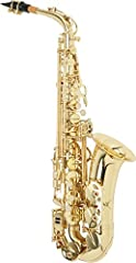EAS-100 Student Alto Saxophone Lacquer. Made out of fine metals for superior tone production, the Etude EAS-100 is the perfect instrument for starting out on the alto saxophone. The keywork, pads, and adjustment all work together to make tone...