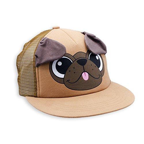 (Pug Critter Cap)
