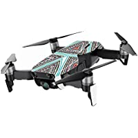 MightySkins Skin for DJI Mavic Air Drone - Aztec Pyramids | Min Coverage Protective, Durable, and Unique Vinyl Decal wrap cover | Easy To Apply, Remove, and Change Styles | Made in the USA