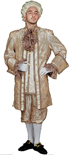 Adult King Louis the 16th Theater Costume Size (Louis The 16th Costume)