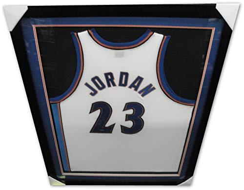 Michael Jordan Signed Authentic Autographed Jersey Washington Wizards Bulls UDA