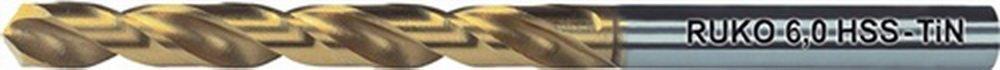 Ruko Broca Cilindrica Hss Tin 1.4Mm
