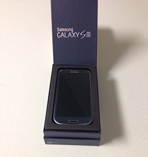 Samsung Galaxy S3 S III 16GB for Straight Talk - SAPPHIRE BLACK, USE VERIZON 4G LTE NETWORK ACCESS!
