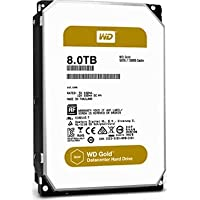 WD WD8002FRYZ Gold 8TB Datacenter Hard Disk Drive 7200 RPM Class 3.5 SATA 6Gb/s with 128MB Cache
