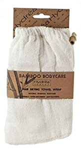 Hydrea London Bamboo Hair Drying Wrap