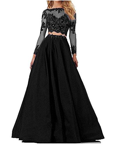 2 Piece Lace Dress - 8