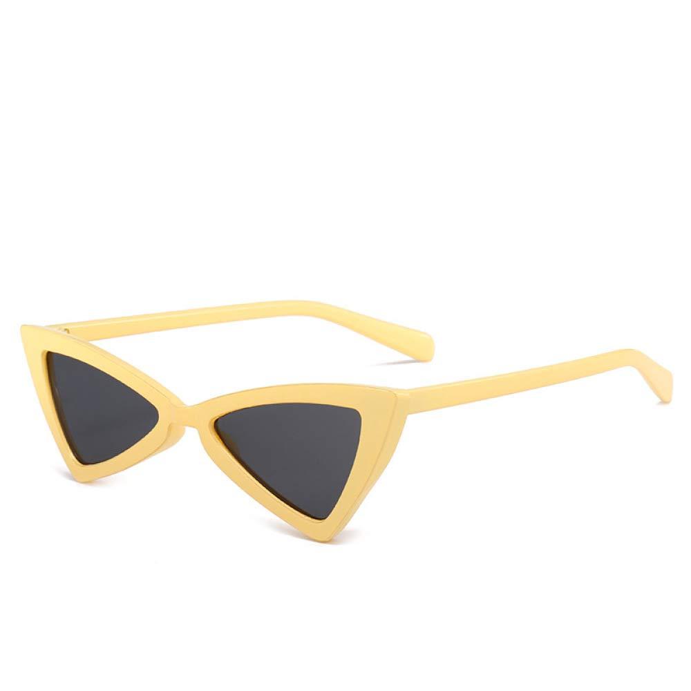 Yangjing-hl Gafas de Sol con Forma de Mariposa Gafas de Sol ...