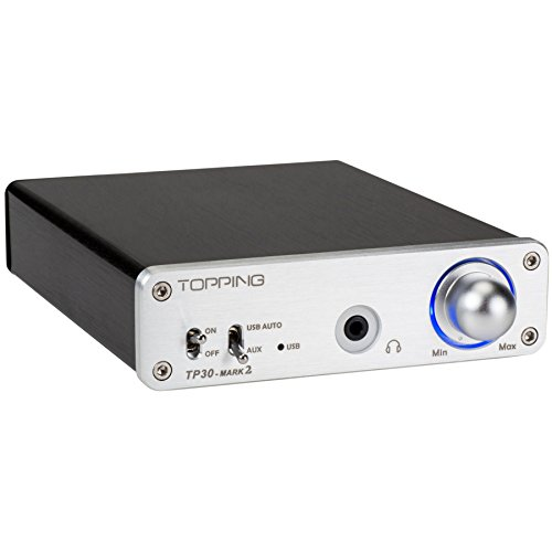 (Topping TP30-MK2 T-Amp Class T Digital Amplifier with USB-DAC 15)