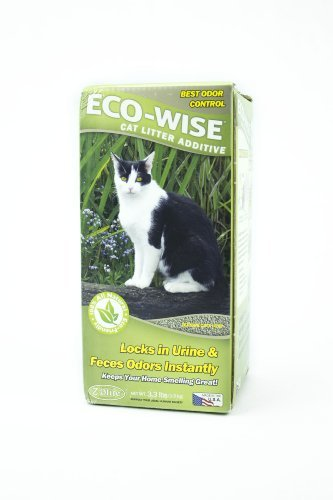 Ecowise Naturals - ECO-WISE Cat Litter Odor Control Additive (1.5 kg)