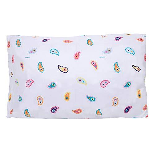 Wildkin Microfiber, Super Soft Pillow Case, Olive Kids Design - Paisley