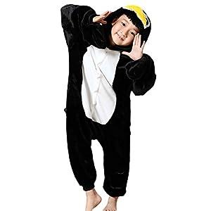 JT-Amigo Kids Unisex Cosplay Pajamas Onesie Penguin Costume