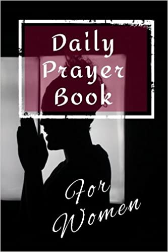 Daily Prayer Book For Men: Blank Prayer Journal, 6 x 9, 108 Lined Pages
