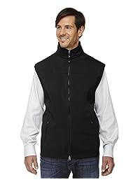 North End Adjustable Men's Soft Shell Performance Vest