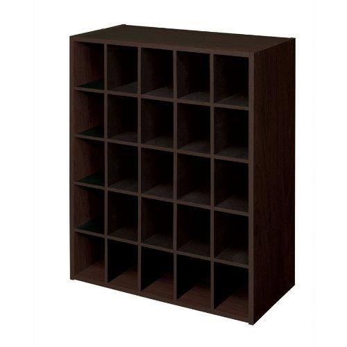 ClosetMaid 24'' Espresso Cube Organizer