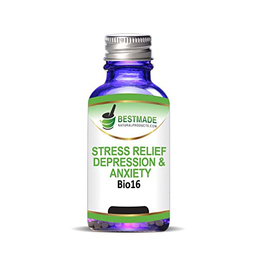 natural ways to relieve stress and depression