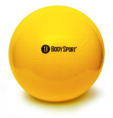 Body-Sport-Exercise-Ball-with-Pump-for-Home-Gym-Balance-Stability-Pilates-Core-Strength-Stretching-Yoga-Fitness-Facilities-Desk-Chairs