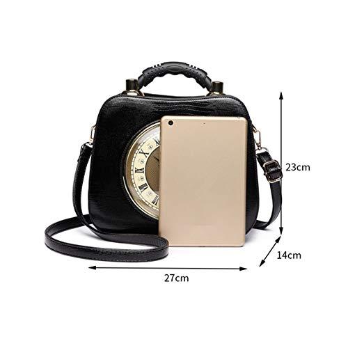 CHAUNGQI Mode dam handväska axelväska Messenger Bag