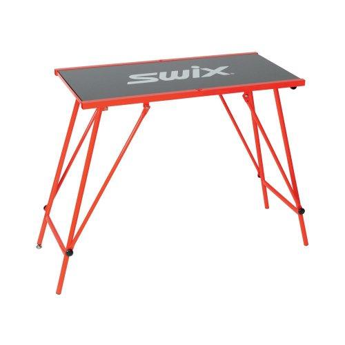 Swix Economy Portable Waxing Table, Red, 96 x 45-cm/25-Pound