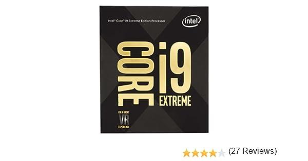 Intel Core i9 7980 X E – 2,6 GHz 18 Core Procesador de Socket 2066 ...
