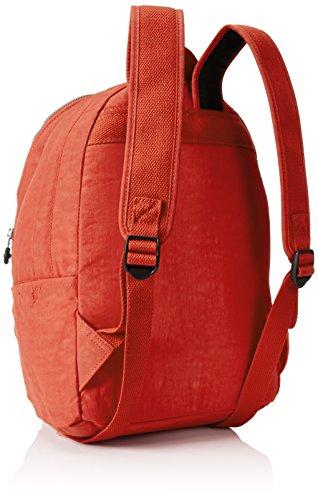 B Kipling Challenger Rouge Rust Red CLAS x x 78g H Sacs Femme Portés 26x36x21 Dos T cm RR4rw
