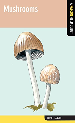 Mushrooms: A Falcon Field Guide (Falcon Field Guide (Mushroom Series)