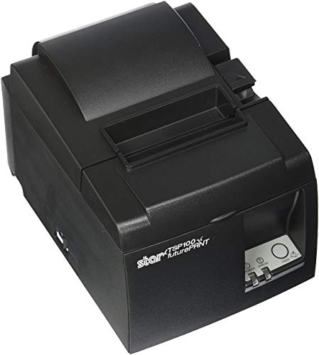 Star TSP100 TSP143U , USB, Receipt Printer – Not ethernet Version. (Renewed)