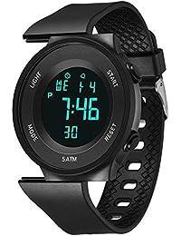 Kid Digital Sport Watch Outdoor Waterproof Watch with...