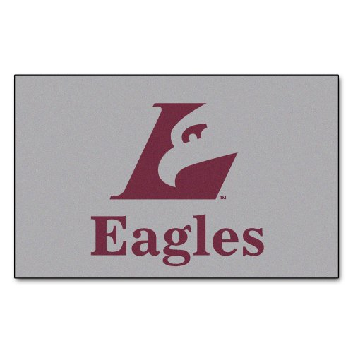 (FANMATS NCAA Univ of Wisconsin La Crosse Eagles Nylon Face Starter Rug )