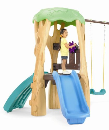 Little Tikes Tree House Swing Set by Little Tikes (Image #3)
