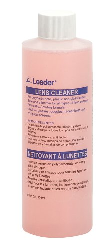 C-Clear 26 Lens Cleaning Cleaner Solution, 8 oz Bottle