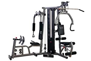 Bodycraft Fitness Galena Pro Home Gym: Optional Leg Press Included and Stack Guard Not Included