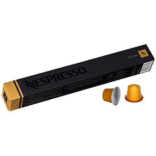 Nespresso OriginalLine Espresso Capsules, Variety Pack, VOLLUTO, ROMA, COSI, VIVALTO LUNGO, ARPEGGIO, 50Count pods by Nespresso (Image #5)