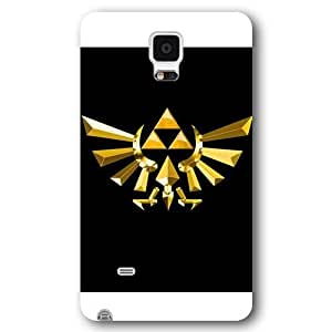 UniqueBox - Customized White FrostedHTC One M8 Case, The Legend of ZeldaHTC One M8 case, Only fitHTC One M8