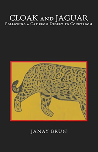 Amazon cloak and jaguar following a cat from desert to cloak and jaguar following a cat from desert to courtroom by brun janay fandeluxe Gallery