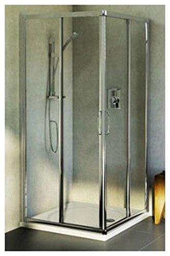 Altezza Standard Cabina Doccia.Box Doccia Ideal Standard Tipica A 80x80 Vetr Trasp Prof Silver