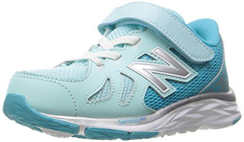 Baby Grey M Balance silver Blue 690v5 Kids green New Toddler infant 10 toddler Girl's 0CExawH