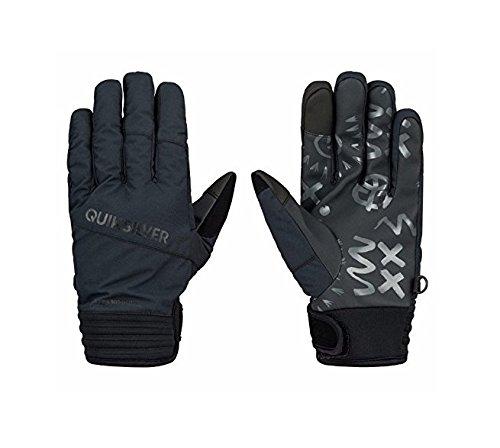 Quiksilver Herren Handschuhe Method Gloves, Black, L, EQYHN03015-KVJ0