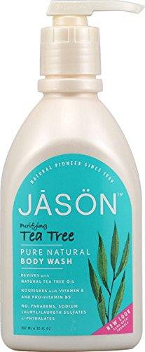 Purifying Tea Tree Body Wash 30 fl Ounce (887 ml) Liquid