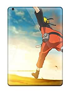 Ipad Air Hard Back With Bumper Silicone Gel Tpu Case Cover Free Naruto 1280215960