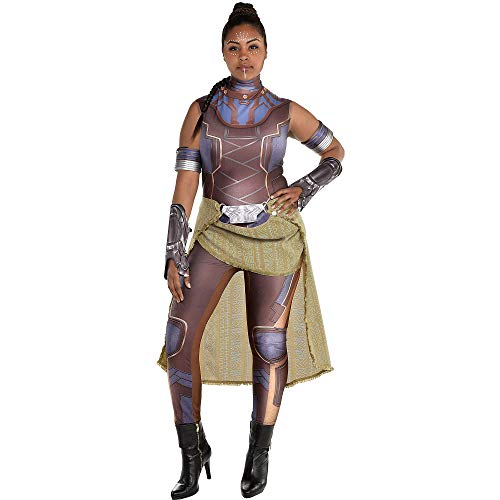 SUIT YOURSELF Shuri Halloween Costume for Women, Black Panther, Plus Size, Includes Accessories]()