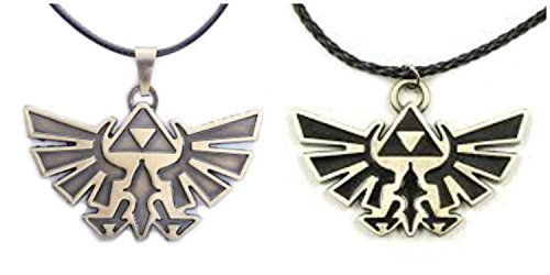 InspireMe Family Owned Zelda Logo 2 Piece Set Pendant for sale  Delivered anywhere in Canada