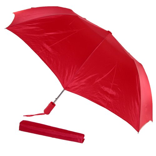 Rainkist Unisex Compact Auto Open Folding Umbrella