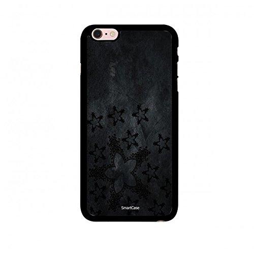Coque + Verre Trempé pour iPhone 6/6S SmartCase® FLOWER FLAG