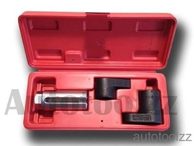 "Muktat_ 3pc 7/8"" 22mm Universal O2 Oxygen Sensor Socket Wrench Vacuum Switch Auto Tool"
