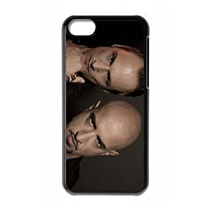 iPhone 5c Cell Phone Case Covers Black Eisbrecher J9893357