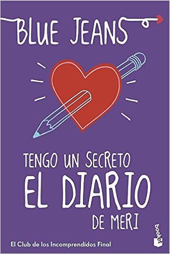 Book Tengo un secreto : el diario de Meri