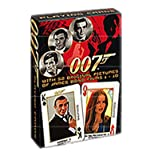 : James Bond Collectibles Poker Playing Cards - Collection # 1 - Films 1 to 10 by Cartamundi