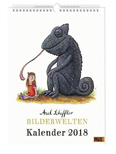 Bilderwelten. Kalender 2018: 56 Wochenblätter
